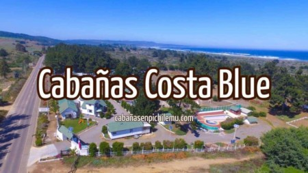 Cabañas Costa Blue