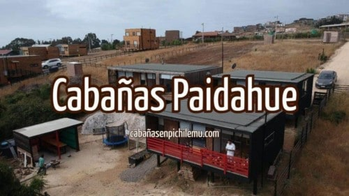 Cabañas Paidahue