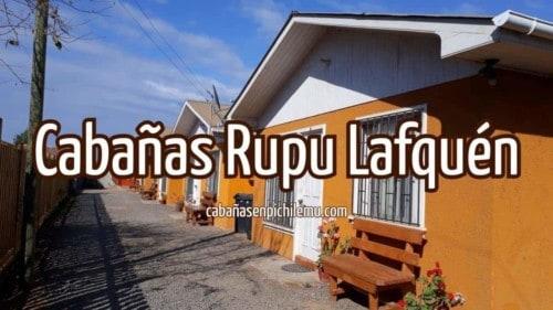 Cabañas Rupu Lafquén