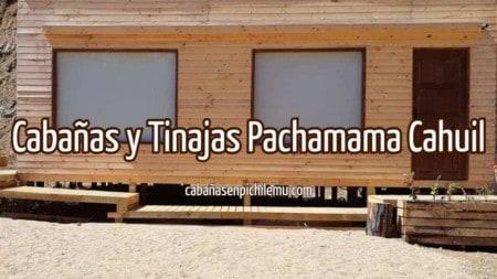 Cabañas y Tinajas Pachamama Cahuil